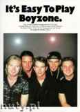 Ok�adka: Boyzone, It's Easy To Play