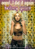 Ok�adka: Spears Britney, Oops!... I Did It Again
