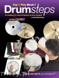 Okładka: Battersby Geoff, Drumsteps: Say and Play Book 1