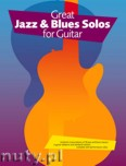 Ok�adka: , Great Jazz And Blues Solos For Guitar