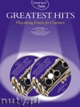 Okładka: Long Jack, Greatest Hits Playalong Duets For Clarinet