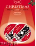 Ok�adka: , Christmas Playalong Duets For Clarinet (+ CD)