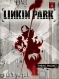 Okładka: Linkin Park, Hybrid Theory