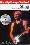 Ok�adka: Sting, Really Easy Guitar! Sting