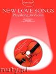 Okładka: Różni, New Love Songs for Violin (+ CD)