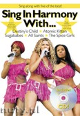 Ok�adka: R�ni, Sing In Harmony With... Destiny's Child, Atomic Kitten, Sugababes, All Saints, The Spice Girls