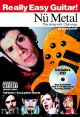 Ok�adka: Bennett Joe, Really Easy Guitar! Nu Metal