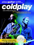 Okładka: Coldplay, Play Guitar With... Coldplay