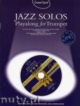 Ok�adka: Lesley Simon, Jazz Solos for Trumpet (+ CD)