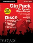 Ok�adka: , Gig Pack: Six Classic Disco Songs