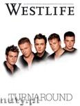 Okładka: Westlife, Turnaround