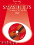 Okładka: Honey Paul, Smash Hits Playalong For Violin (+ CD)