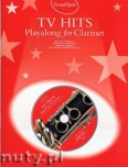 Ok�adka: Thomas Quentin, TV Hits Playalong For Clarinet