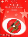 Ok�adka: R�ni, TV Hits Playalong For Trumpet (+ CD)