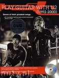 Okładka: U2, Play Guitar With... U2: 1992 - 2000 (DVD Edition)