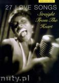 Okładka: Różni, 27 Love Songs: Straight From The Heart