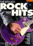Ok�adka: , Biggest Rock Hits Of All Time For Easy Guitar