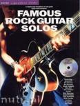 Ok�adka: , Famous Rock Guitar Solos