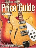 Ok�adka: Greenwood Alan, Hembree Gil, The Official Vintage Guitar Price Guide 2005