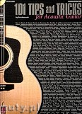 Ok�adka: Bianculli Pat, 101 Tips And Tricks For Acoustic Guitar