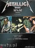 Ok�adka: Metallica, Metallica Bass: Riff By Riff Volume 2