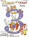 Ok�adka: Higgins John, Three Of A Kind (Teacher Edition)