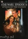 Okładka: Williams John, Star Wars: Episode II Attack Of The Clones For Alto Saxophone