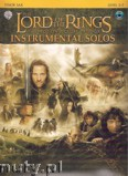 Ok�adka: Shore Howard, Lord Of The Rings: Instrumental Solos: Tenor Sax (Book And CD)