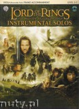 Ok�adka: Shore Howard, Lord Of The Rings: Instrumental Solos: Viola/Piano Accompaniment