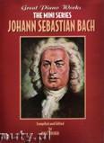 Okładka: Bach Johann Sebastian, Great Piano Works - Johann Sebastian Bach