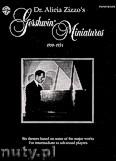 Ok�adka: Gershwin George, Gershwin Piano Miniatures