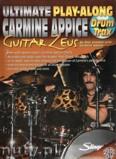 Okładka: Appice Carmine, Guitar Zeuz Drum Trax