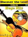 Ok�adka: , Huge Hits for Violin (+ CD)