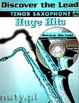 Okładka: Różni, Huge Hits For Tenor Saxophone (+ CD)