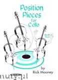 Ok�adka: Mooney Rick, Position Pieces For Cello, Book 2