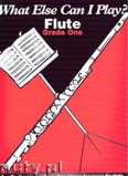Ok�adka: Mumford Mark, What Else Can I Play? Flute Grade One