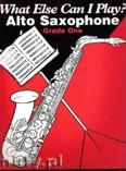 Ok�adka: Mumford Mark, What Else Can I Play? Alto Saxophone, vol. 1