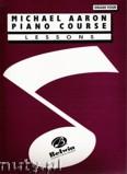 Ok�adka: Aaron Michael, Michael Aaron Piano Course Lessons, Vol. 4