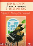 Ok�adka: Schaum John W., Piano Course D The Orange Book