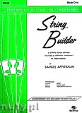 Okładka: Applebaum Samuel, String Builder: Violin Book 1