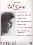 Okładka: Evans Bill, The Artistry Of Bill Evans, vol. 2