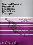 Ok�adka: Getchell Robert W., Second Book Practical Studies For Cornet And Trumpet