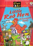 Okładka: Mole Gavin, Ridgley Sara, Little Red Hen (A Farmyard Fable)
