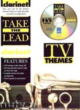 Ok�adka: , TV Themes for Clarinet (+ CD)