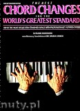 Ok�adka: Mantooth Frank, Baker David N., The Best Chord Changes For The World's Greatest Standards