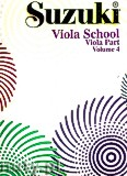 Ok�adka: Suzuki Shinichi, Suzuki Viola School Volume, Vol. 4 (Viola Part)