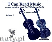 Ok�adka: Martin Joanne, I Can Read Music: Volume 1