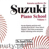 Ok�adka: Kataoka, Suzuki Piano School Volume 1 Cd
