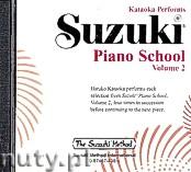 Ok�adka: Kataoka, Suzuki Piano School: Volume 2