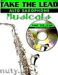 Ok�adka: R�ni, Musicals for Alto Saxophone (+ CD)